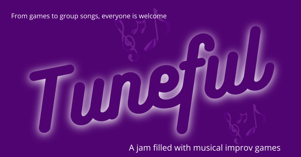 From games to group songs, everyone is welcome - Tuneful - A jam filled with musical improv games